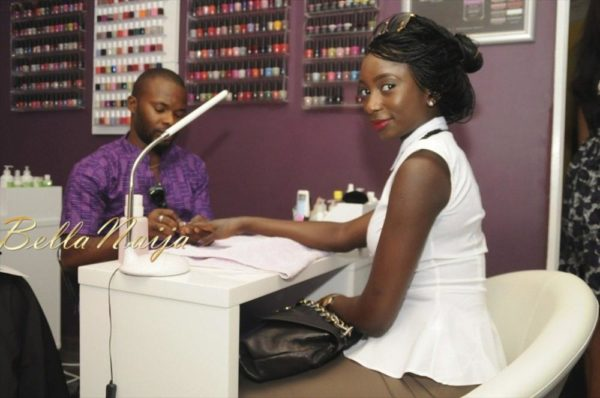 BN Exclusive_ Nail Bar Abuja Launch - February 2013 - BellaNaija046
