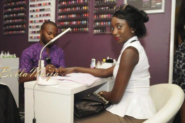 BN Exclusive_ Nail Bar Abuja Launch - February 2013 - BellaNaija046