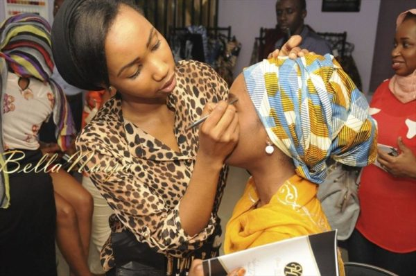 BN Exclusive_ Nail Bar Abuja Launch - February 2013 - BellaNaija047
