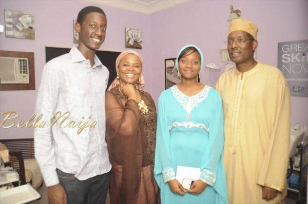 BN Exclusive_ Nail Bar Abuja Launch - February 2013 - BellaNaija048
