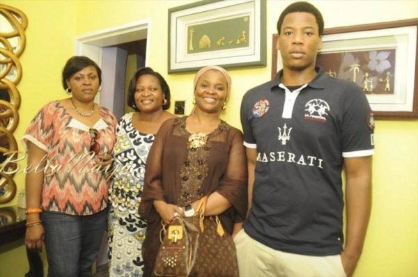 BN Exclusive_ Nail Bar Abuja Launch - February 2013 - BellaNaija049