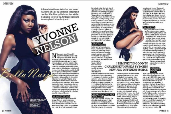 BN Exclusive_ Yvonne Nelson for Pride Magazine UK  - March 2013 - BellaNaija005