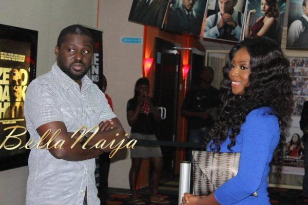 Yvonne Okoro & Ken Attoh