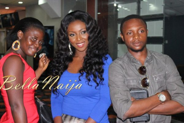 BN Exclusive_ Yvonne Okoro's The Contract Press Conference in Lagos - March 2013 - BellaNaija011