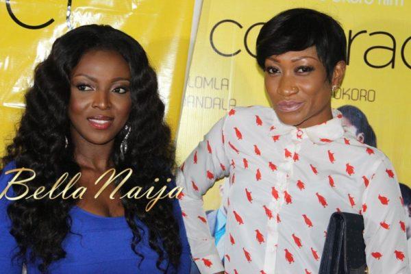 Yvonne Okoro & Oge Okoye