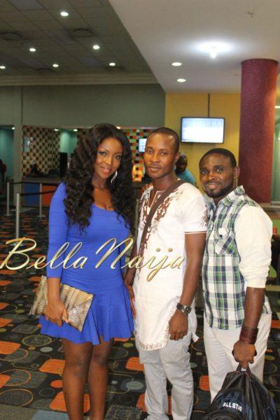 Yvonne Okoro, Francis Addo & Uduak