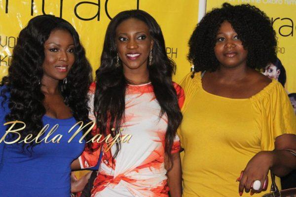Yvonne Okoro, Roseline Okoro & Adaora Ukoh