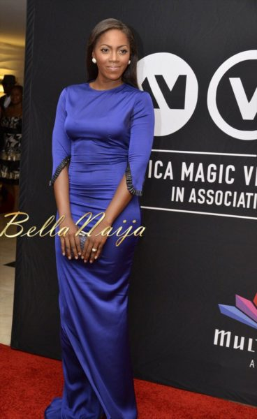 Tiwa Savage in Bridget Awosika