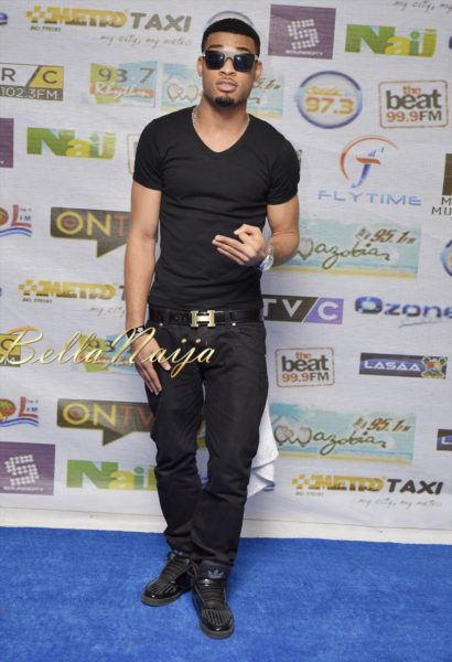 BN Red Carpet Fab_ The Iyanya vs Desire Album Launch - March 2013 - BellaNaija016