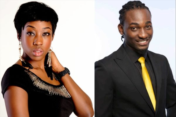 Beverly Naya & Gbenro Ajibade - WED Awards Hosts - BellaNaija