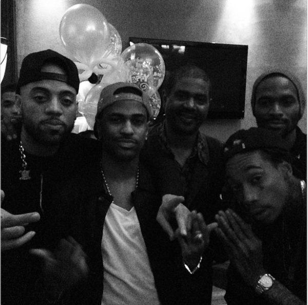 Big Sean's Birthday