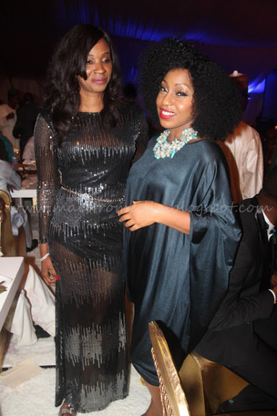 Chioma Ude & Rita Dominic