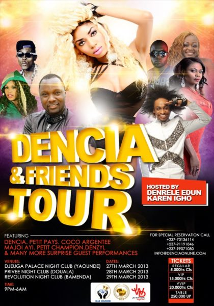 Dencia Friends & Tour