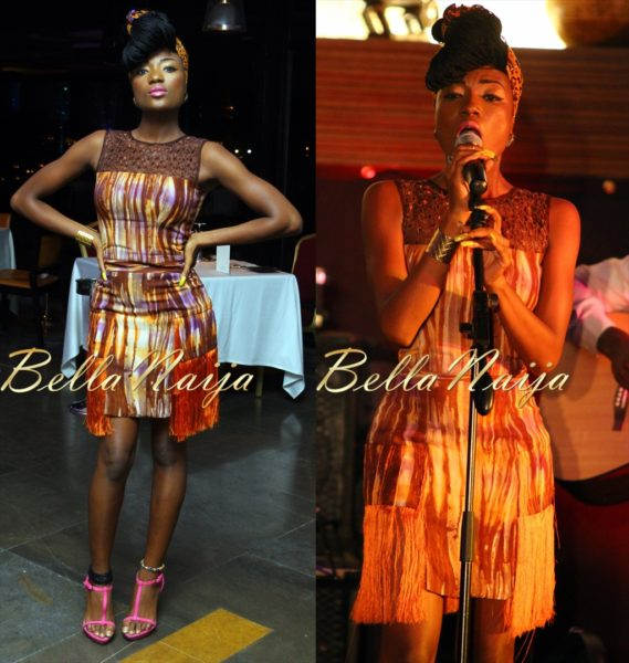 Efya in House of Marie - April 2013 - BellaNaija
