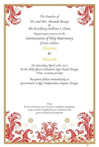 Enugu State Nnamdi Chime & Nneoma Atueyi Wedding - March 2013 - BellaNaija006