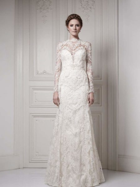 Ersa Atelier Haute Couture 2013 - February 2013-BellaNaija016