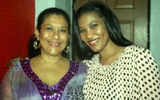 Funke and Laila