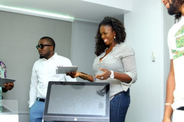 HPMicrosoft Launch with Waje, Ice Prince & P.R.E - March 2013 - BellaNaija002