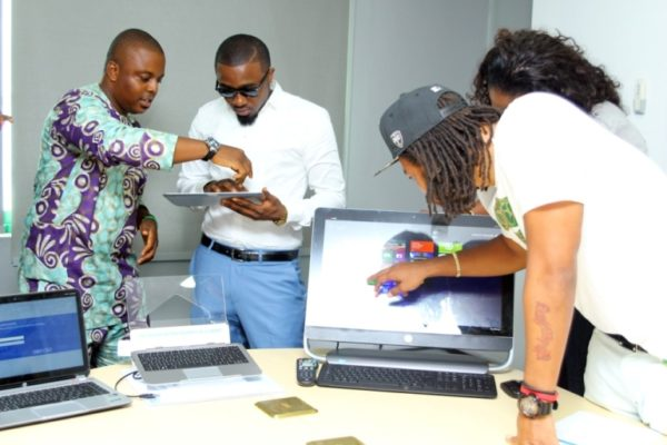 HPMicrosoft Launch with Waje, Ice Prince & P.R.E - March 2013 - BellaNaija006