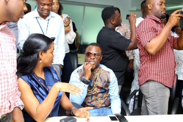 HPMicrosoft Launch with Waje, Ice Prince & P.R.E - March 2013 - BellaNaija007