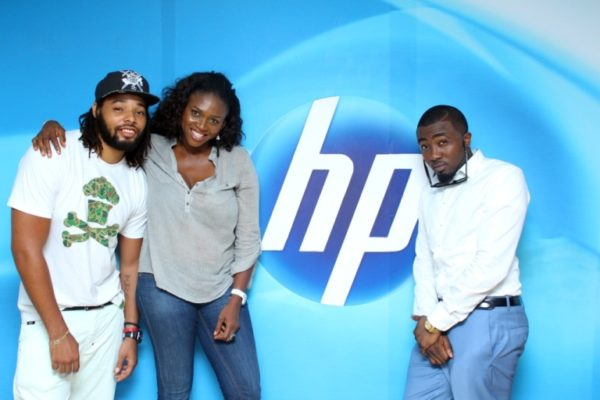 HPMicrosoft Launch with Waje, Ice Prince & P.R.E - March 2013 - BellaNaija014