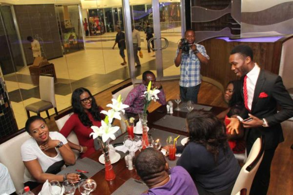 Ikeja City Mall Hosts 10 couples to Rommantic dinner -February 2013-BellaNaija005