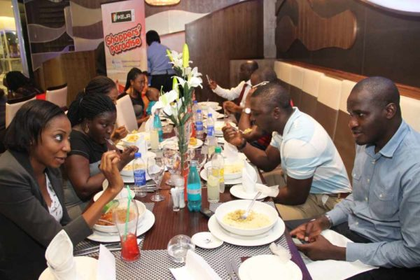 Ikeja City Mall Hosts 10 couples to Rommantic dinner -February 2013-BellaNaija006