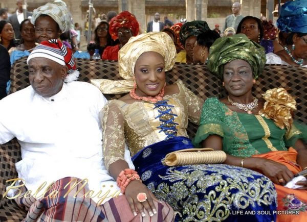 Jennifer Adighije & Obiora Okolo Traditional Wedding - March 2013 - BellaNaija063