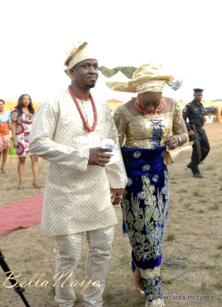 Jennifer Adighije & Obiora Okolo Traditional Wedding - March 2013 - BellaNaija070