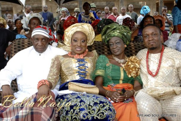 Jennifer Adighije & Obiora Okolo Traditional Wedding - March 2013 - BellaNaija074