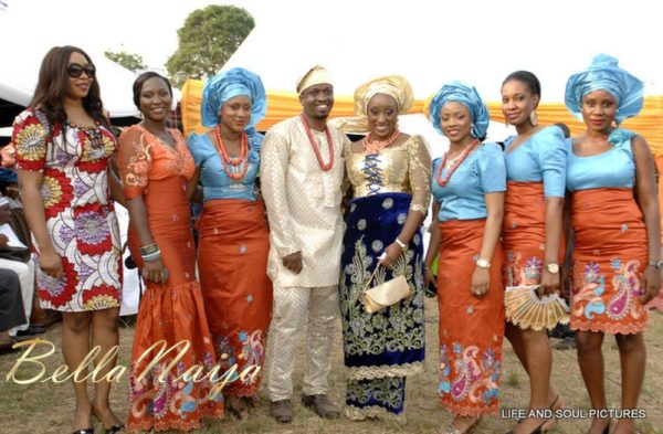 Jennifer Adighije & Obiora Okolo Traditional Wedding - March 2013 - BellaNaija075