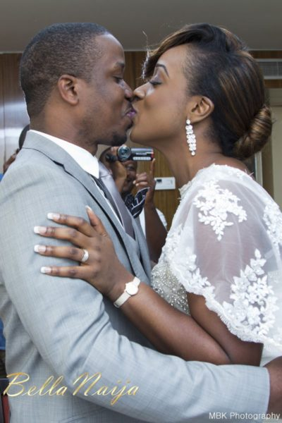 Jennifer Adighije & Obiora Okolo White Wedding - March 2013 - BellaNaija006