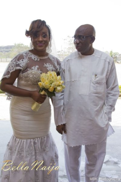 Jennifer Adighije & Obiora Okolo White Wedding - March 2013 - BellaNaija009