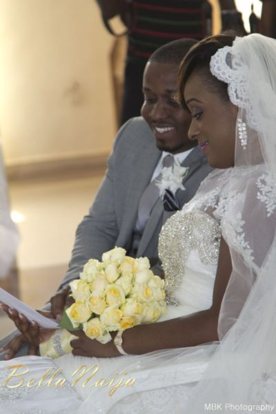 Jennifer Adighije & Obiora Okolo White Wedding - March 2013 - BellaNaija012