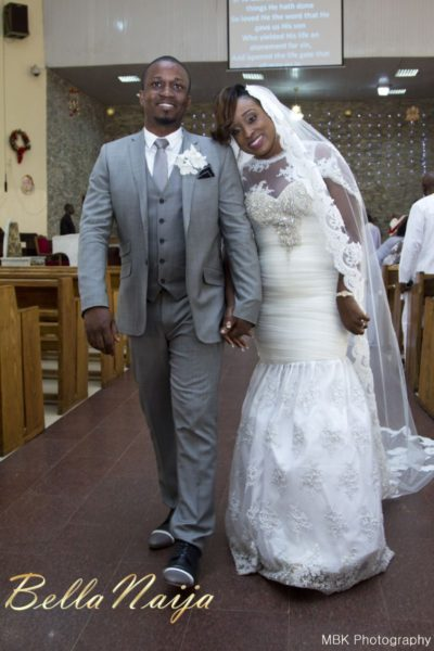 Jennifer Adighije & Obiora Okolo White Wedding - March 2013 - BellaNaija020