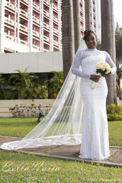 Jennifer Adighije & Obiora Okolo White Wedding - March 2013 - BellaNaija033