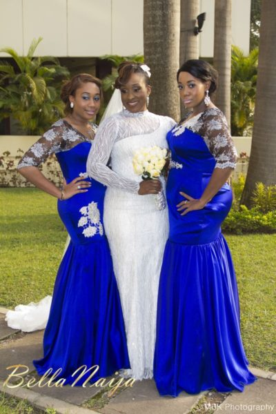 Jennifer Adighije & Obiora Okolo White Wedding - March 2013 - BellaNaija035