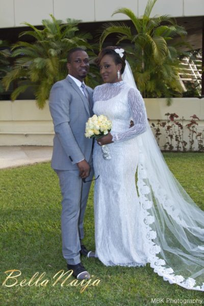 Jennifer Adighije & Obiora Okolo White Wedding - March 2013 - BellaNaija038