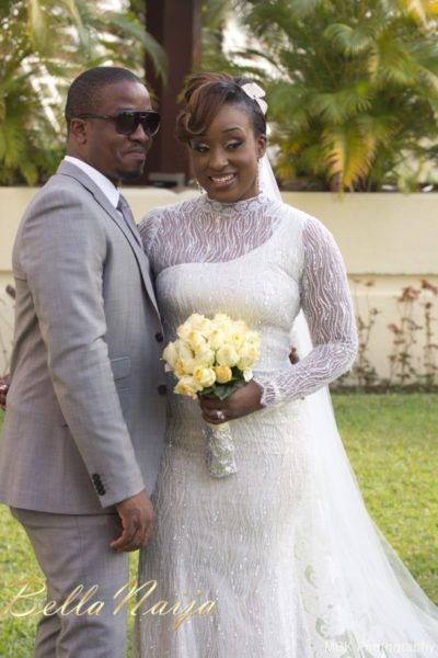 Jennifer Adighije & Obiora Okolo White Wedding - March 2013 - BellaNaija039