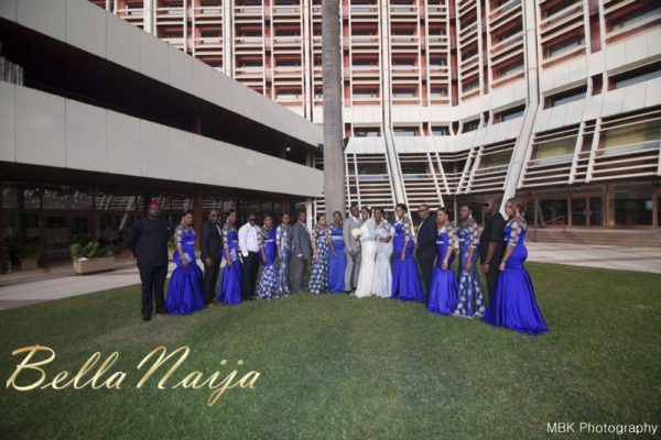 Jennifer Adighije & Obiora Okolo White Wedding - March 2013 - BellaNaija044
