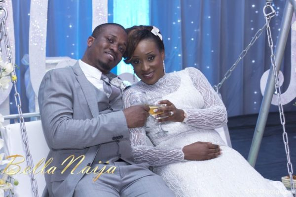Jennifer Adighije & Obiora Okolo White Wedding - March 2013 - BellaNaija067