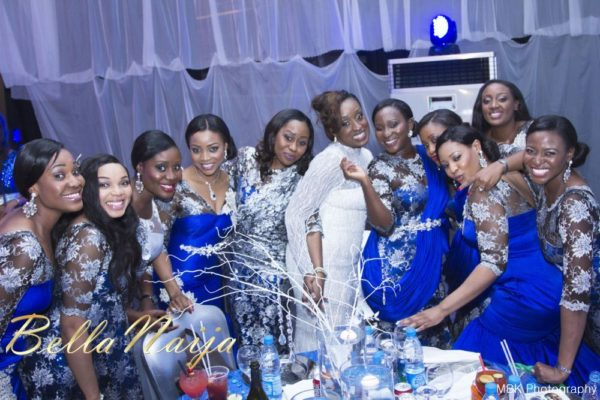 Jennifer Adighije & Obiora Okolo White Wedding - March 2013 - BellaNaija101