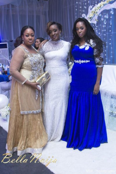Jennifer Adighije & Obiora Okolo White Wedding - March 2013 - BellaNaija104
