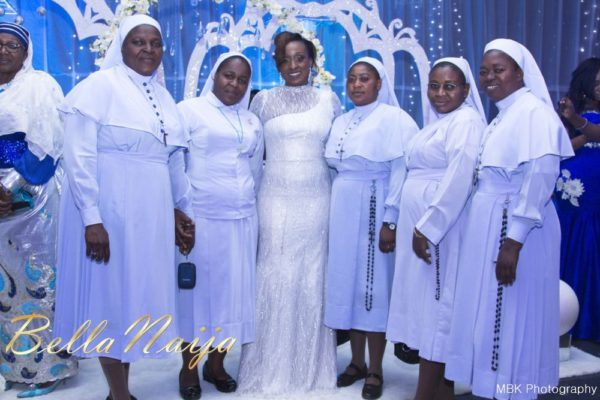 Jennifer Adighije & Obiora Okolo White Wedding - March 2013 - BellaNaija109