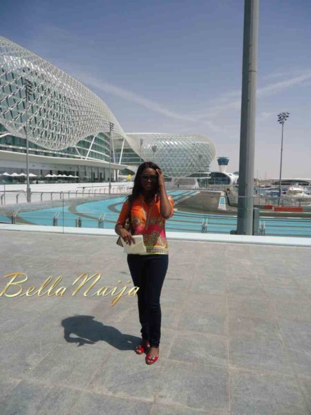 Jennifer Obiuwevbi's Abu Dhabi Holiday Day 2 -February 2013-BellaNaija129