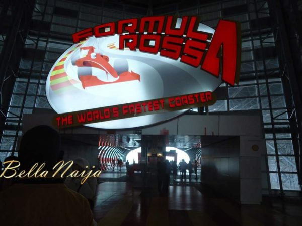 The Formula Rossa