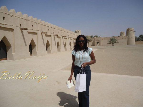Jennifer Obiuwevbi's Abu Dhabi Holiday Day 3-February 2013-BellaNaija045