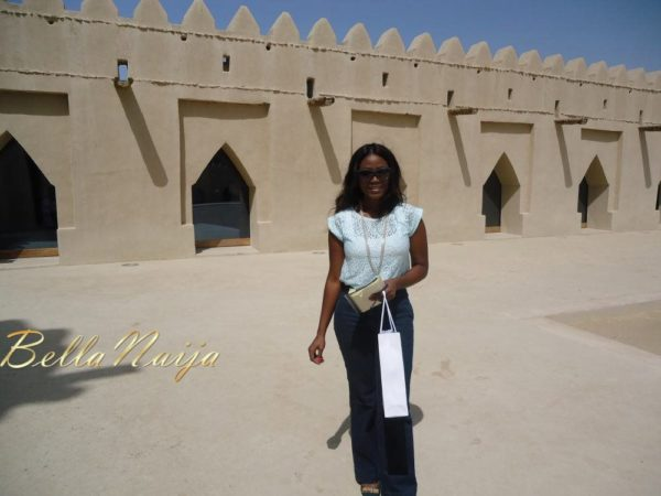 Jennifer Obiuwevbi's Abu Dhabi Holiday Day 3-February 2013-BellaNaija046