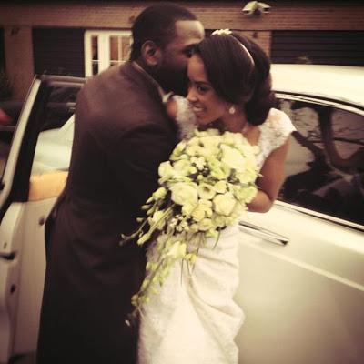 Jimi Odukoya Wedding
