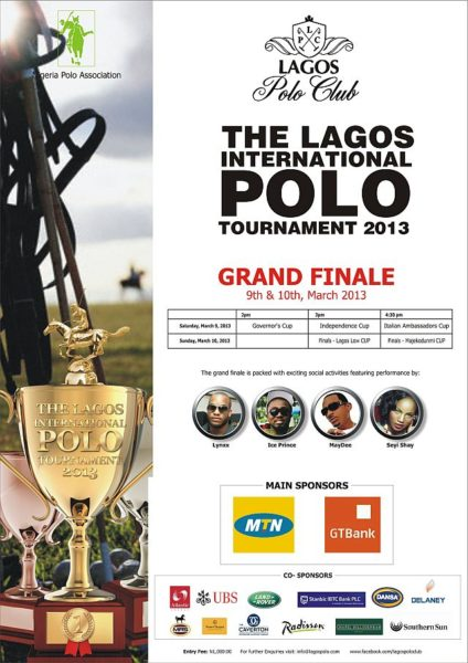 Lagos Polo ad FINALS  Grand Finale